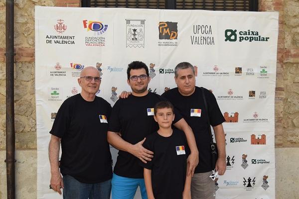 Rumania ha participado en la X edición del Torneo por Equipos 'Ciudad de Valencia'