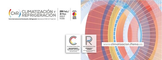 Rumania participará con un Stand nacional en la Feria Internacional de Climatización y Refrigeración 2017 de Madrid