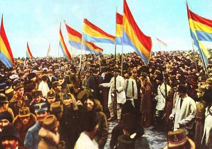 Rumanos, moldavos y españoles unidos por el Centenario de la Unificación de Rumanía
