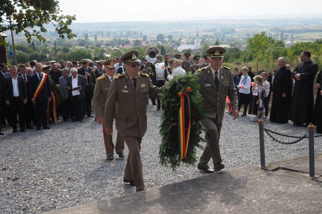 Sălaj: Manifestare de comemorare a martirilor de la Ip, ucişi în masacrul din septembrie 1940