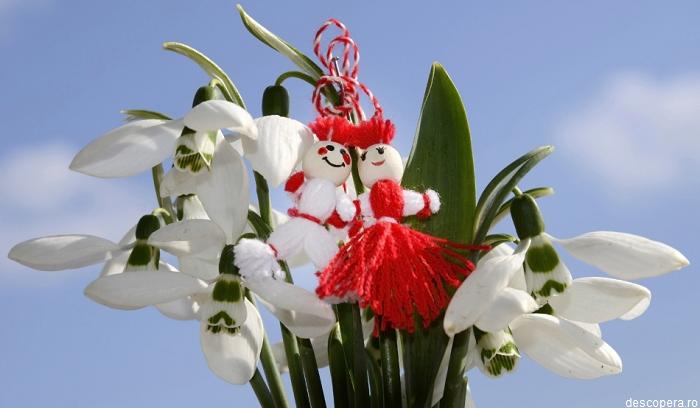 Sărbătoarea zilei de 1 Martie: Tradiții și obiceiuri de Mărțișor. Legenda Mărțișorului