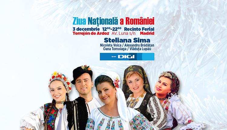 Sărbătorește Ziua Națională a României la festivalul din Torrejón de Ardoz!