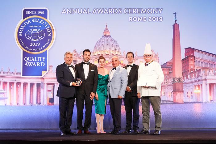 SALAMUL de SIBIU AGRICOLA premiat internațional pentru calitate și gust