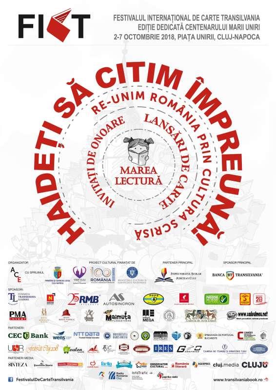 Scriitori români din opt ţări europene, reuniţi la Cluj în cadrul FICT