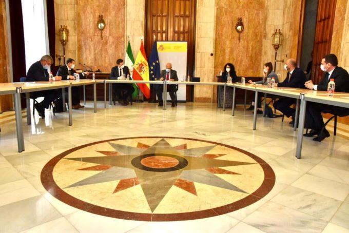 Secretarul de stat Oana Ursache a avut întrevederi cu autoritățile spaniole din provincia Almeria