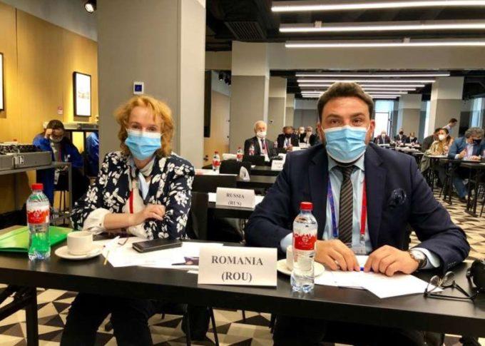 Secretarul general al FRH, Alexandru Pădure, ales în Comitetul Executiv al Federaţiei Europene de Haltere