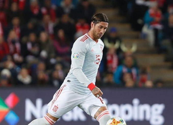 Sergio Ramos şi Real Madrid donează materiale sanitare spitalelor din Spania