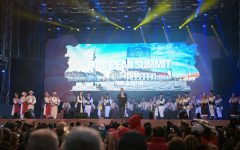 Sibiu: Mai mulţi lideri europeni au felicitat buna organizare a summitului şi s-au declarat fascinaţi de oraş