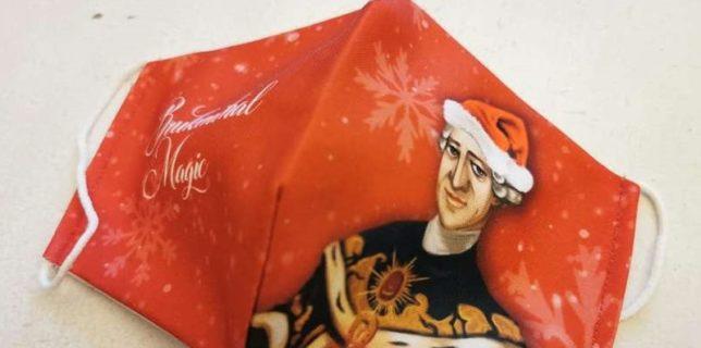 Sibiu: Muzeul Brukenthal comercializează măşti de protecţie cu imagini din tablouri celebre