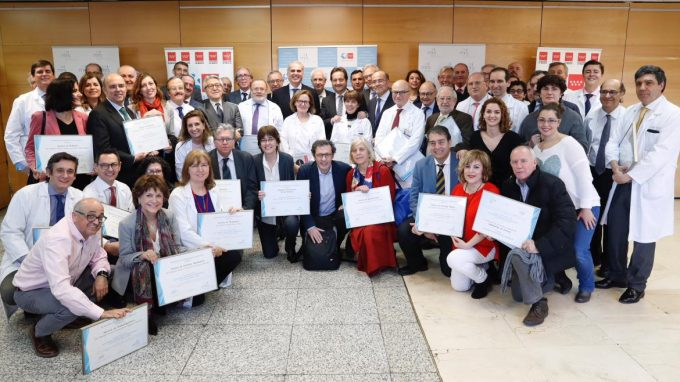 Siete hospitales madrileños se encuentran entre los once mejores hospitales públicos de España