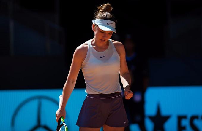 Simona Halep a fost învinsă de Kiki Bertens în finala turneului de la Madrid (WTA)