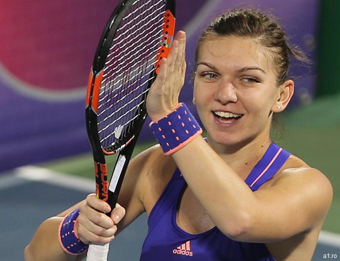 Simona Halep, jucătoarea română de tenis numărul doi mondial, va începe sezonul 2016 la Brisbane