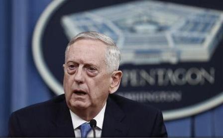 Siria deține arme chimice, afirmă șeful Pentagonului