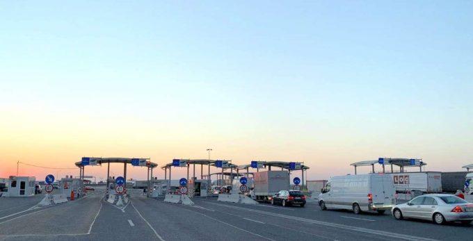 Situaţia punctelor de frontieră deschise la graniţa cu Ungaria