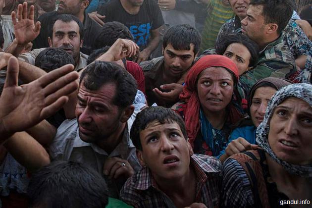 Sosesc primii refugiaţi în România. Unde vor fi cazaţi şi care este marea problemă pe care autorităţile nu au rezolvat-o până acum