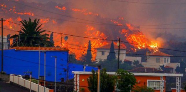 Spania: Încă trei oraşe din insula La Palma evacuate din cauza intensificării erupţiei vulcanice