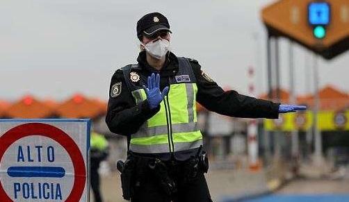 Spania îşi deschide graniţele de la 21 iunie pentru Spaţiul Schengen, cu excepţia Portugaliei