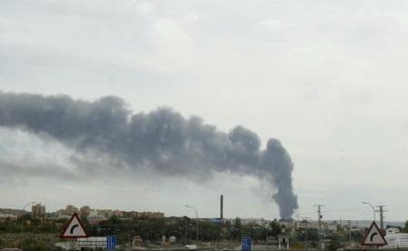 Spania: 30 de persoane au fost rănite în explozii produse la un centru de reciclare a uleiului industrial