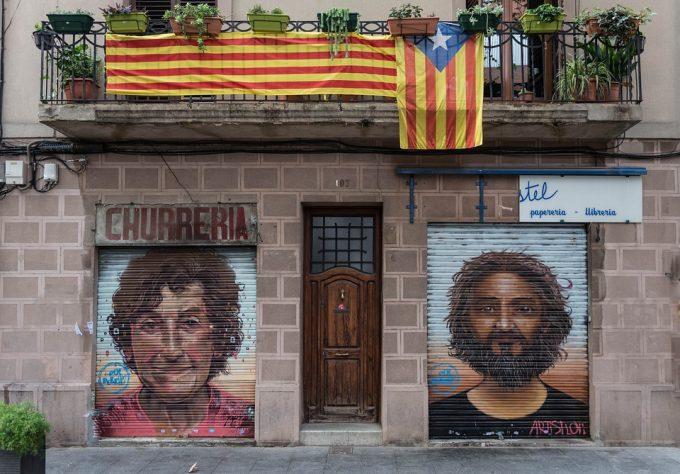 Spania: Anul 2017, un an tensionat pentru separatismul catalan