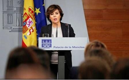 Spania / Catalonia: Madridul reia ultimatumul acordat liderului executivului catalan Carles Puigdemont