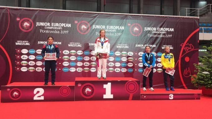Spania: Medalie de argint pentru România la Campionatele de lupte de la Pontevedra