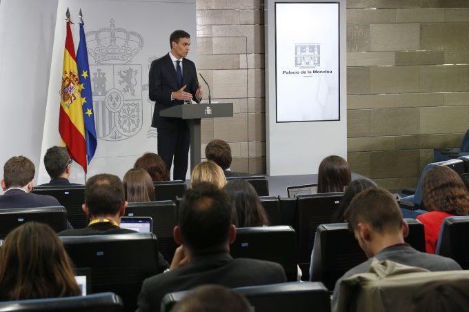 Spania: Pedro Sanchez anunţă un guvern proeuropean şi compus majoritar din femei