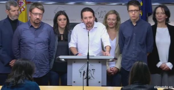 Spania: Podemos propune un guvern cu socialiștii