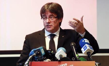 Spania: Principalele două partide separatiste catalane au convenit asupra unei coaliţii conduse de Puigdemont