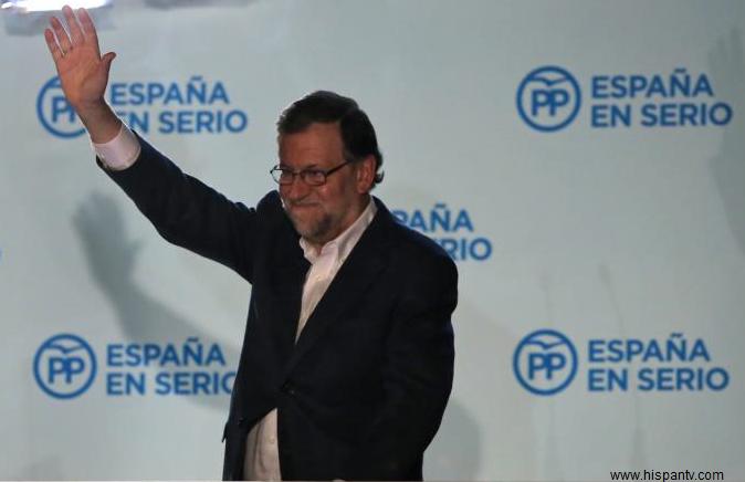 Spania: Rajoy în căutare de susținere pentru a forma o coaliție, după un scrutin marcat de regresul partidelor tradiționale