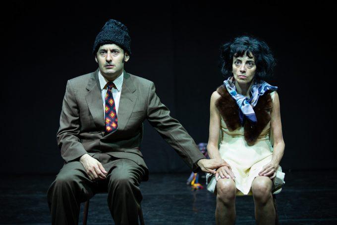 Spectacolul ''Soţii'' despre Elena şi Nicolae Ceauşescu, în premieră absolută la Teatrul Odeon