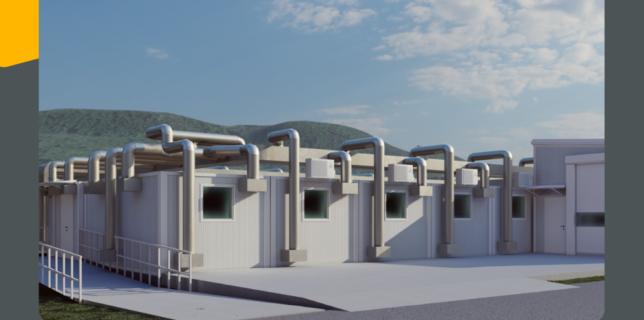 Spitalul Modular ATI din Piatra Neamț - un proiect Dăruiește Viață!