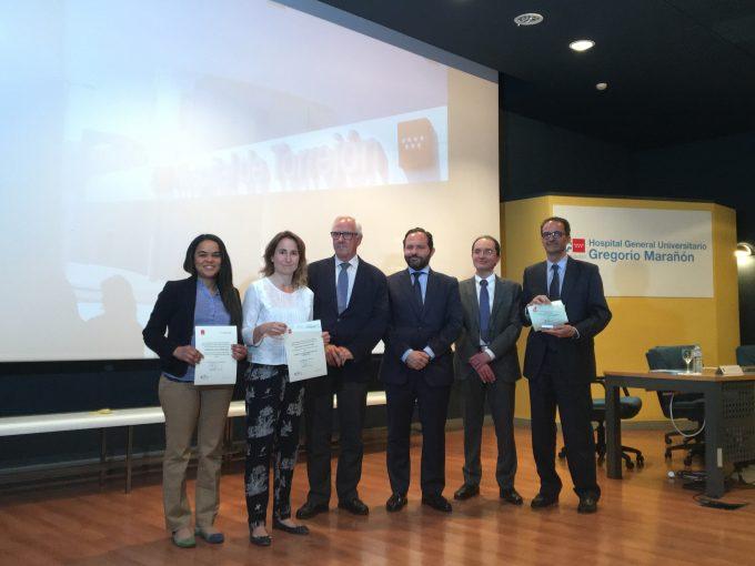 Spitalul Universitar din Torrejón obține Certificatul de Aur din cadrul Rețelei de Spitale Fără Fum