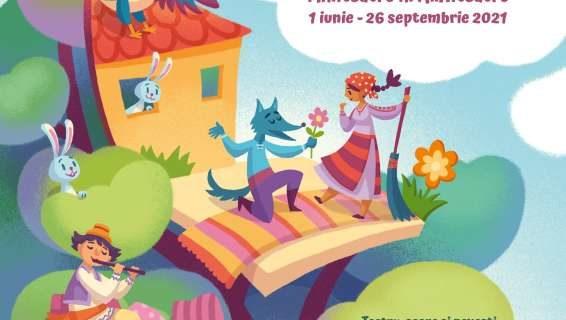 Stagiunea estivală a Teatrului ''Ion Creangă'', ''VăraTIC: Miniteatru în Amfiteatru'' se lansează pe 1 iunie