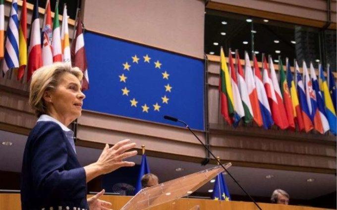 Statele UE vor putea începe vaccinarea 'în aceeaşi zi' (şefa CE); 'un cadou de Crăciun' (Schinas)