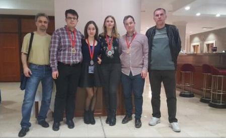 Studenții Universității din București, medaliați cu aur, argint și bronz la olimpiada SEEMOUS