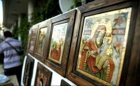 Târgul iconarilor și al meșterilor cruceri, la Muzeul Țăranului