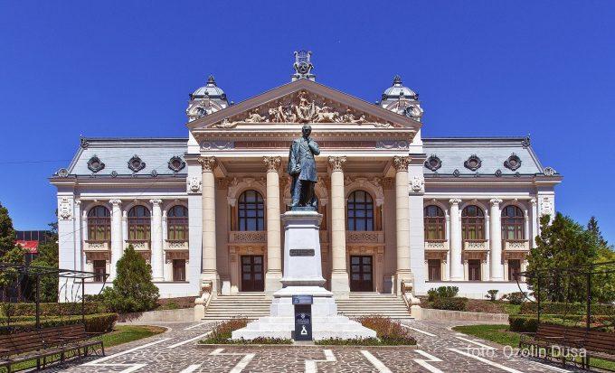 """Teatrul Naţional """"Vasile Alecsandri"""" Iaşi, al doilea cel mai frumos din lume"""