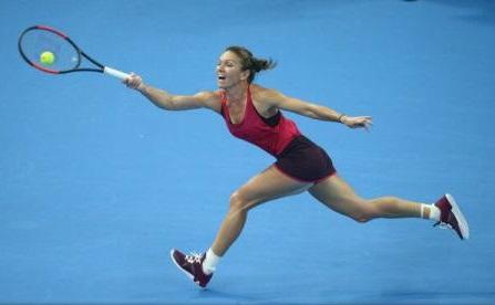 Tenis: Halep, nominalizată pentru titlul de cea mai bună jucătoare a lunii octombrie în circuitul WTA