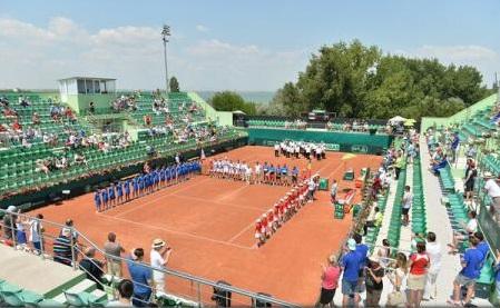 Tenis: Meciul România - Marea Britanie, din Fed Cup, va avea loc la Mamaia
