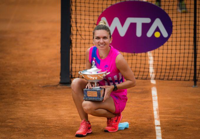 Tenis: Simona Halep şi-a consolidat poziţia a doua în clasamentul WTA după titlul cucerit la Roma