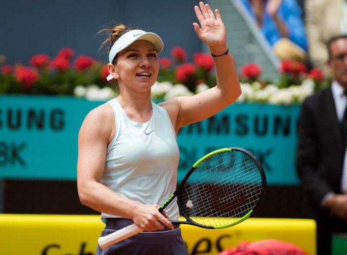 Tenis: Simona Halep, calificată în sferturi la Madrid (WTA) după o victorie rapidă