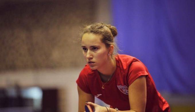 Tenis de masă: Andreea Dragoman a câştigat Mastersul Spaniei