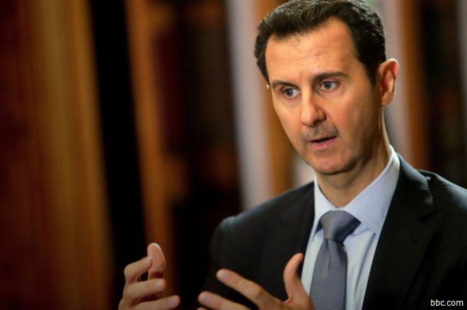 Teroriști sunt infiltrați printre refugiații sirieni, afirmă Assad la televiziunea cehă