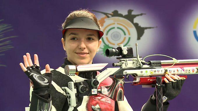Tir sportiv: Laura Coman, medaliată cu bronz la Cupa Mondială de la Putian