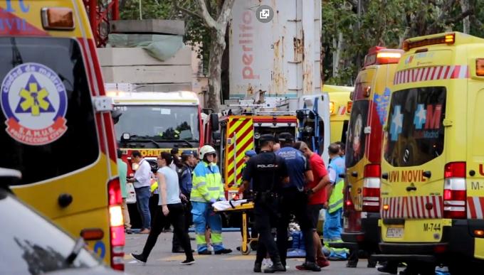 Tragedie la hotelul Ritz din Madrid: 1 mort și mai mulți răniți