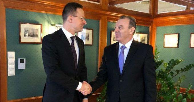 Tratative România-Ungaria privind o linie feroviară între Budapesta şi Bucureşti