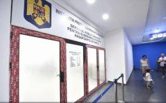 Tudose a vizitat noul sediu al Serviciului de Pașapoarte: Un spațiu modern; în sfârșit, un semn de civilizație