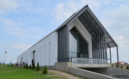 Tulcea: Centrul Internațional de Studii Avansate pentru Sisteme Fluvii-Mări a fost inaugurat la Murighiol