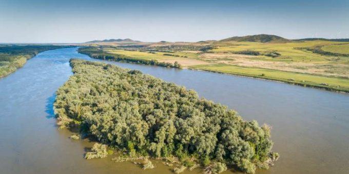 Tulcea: Delta Dunării are 11 insule sălbatice mai vechi de un deceniu