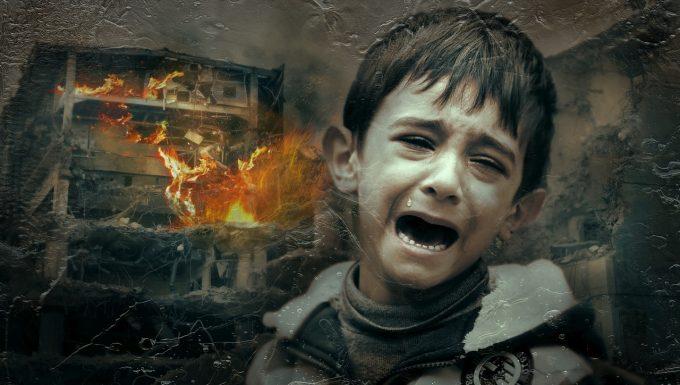 UNICEF: Numărul copiilor ucişi în războiul din Siria s-a dublat în 2017 faţă de anul precedent